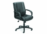Boss Leather Office Chair - B-7906