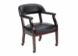 Boss Traditional Office Chair in Black - B9545-BK
