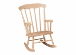 Boston Rocker Chair - 1CC-2465