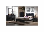 Briana Furniture Collection in Glossy Black - Coaster