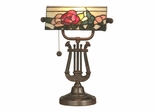 Broadview Bank Accent Lamp - Dale Tiffany
