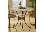 Brookside Counter Height Dining Table - Hillsdale Furniture - 4815DTBG