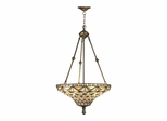 Buckminister Inverted Hanging Fixture - Dale Tiffany