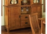 Buffet in Cottage Oak - Arts and Crafts - 5180-69