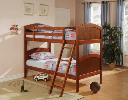 Bunks Twin Over Twin Bunk Bed - 460203
