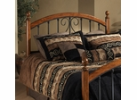 Burton Full/Queen Size Headboard with Bed Frame - Hillsdale Furniture - 1258HFQR