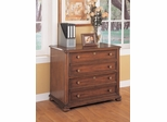 Bush Lateral File Cabinet - Executive Office Furniture / Home Office Furniture - 1205-16