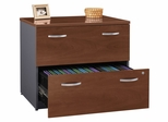 Bush Lateral File Cabinet - Series C Hansen Cherry Collection - WC24454A