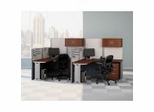Bush Modular Office In An Hour Collection
