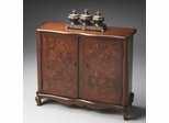 Butler Auburn Hand-rubbed Console Chest