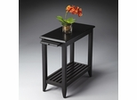 Butler Black Licorice Simplicity Chairside Table