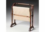 Butler Blanket Rack Stand Plantation Cherry