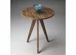 Butler Cocoa Natural Wood Accent Table