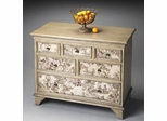 Butler Connoisseur's Chest with Six English Dovetail Drawers