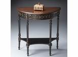 Butler Demilune Console Table Cafe Nouveau
