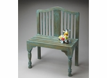 Butler Heritage Antique Finish Gardener's Bench