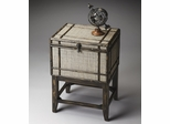 Butler Loft Grass-cloth File Chest
