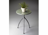 Butler Loft Round Top Tripod Accent Table