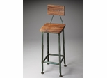Butler Metalworks Back-to-the-Basics Bar Stool