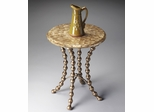 Butler Metalworks Beaded Legs Accent Table