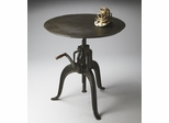 Butler Metalworks Low-tech Industrial Styled Iron Hall Table