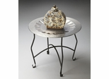 Butler Metalworks Mangdar Moroccan Inspired Tray Table