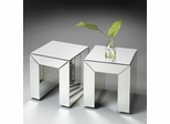 Butler Mirrored Bunching Table