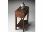 Butler Modern Expressions Handcrafted Acacia Storage Table