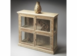 Butler Mountain Lodge Display Console Cabinet