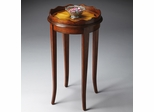 Butler Olive Ash Burl Accent Table