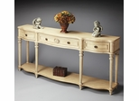 Butler Paraffin Grandeur Crafted Console Table