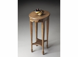 Butler Praline Handcrafted Accent Table