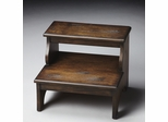 Butler Praline Traditionally Styled Bed Step Stool