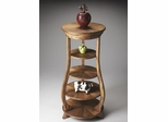 Butler Sandy Shore Solid Woods Four Shelves Etagere