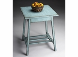 Butler Specialty Accent Table French Blue Finish