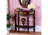 Butler Specialty Demilune Console Table Coffee Hand Painted