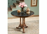 Butler Specialty Fossil Stone Foyer Table Heritage Collection