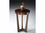 Butler Specialty Loft Accent Table in Merlot
