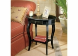 Butler Specialty Oval Accent Table Brushed Sable