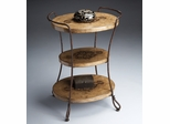 Butler Tiered Accent Table Metalworks