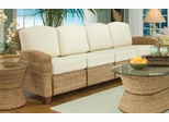 Cabana Banana 4 Section Sofa in Honey - Home Styles - 5401-63