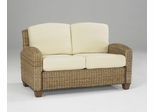 Cabana Banana Love Seat in Honey - Home Styles - 5401-60