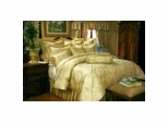 Cal King Size Comforter Set - 14-Piece Super Pack in Legacy Pattern - 80EQ714LY