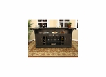 Calcutta Home Bar in Peppercorn - American Hertiage - AH-600028PC-S