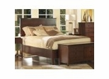 California King Size Panel Bed - 929-CKBED-2