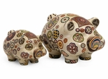 Camden Pigs (Set of 2) - IMAX - 19048-2