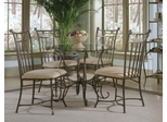 Camelot II 5-Piece Dining Room Furniture Set - Hillsdale Furniture - 4356DTBC
