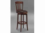Canton Swivel Bar Stool with Vinyl Seat - Hillsdale Furniture - 4166-833