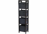 Capri N Storage Shelf - Winsome Trading - 92241