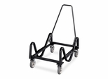 Cart For Stack Chairs - Black - HON4033T